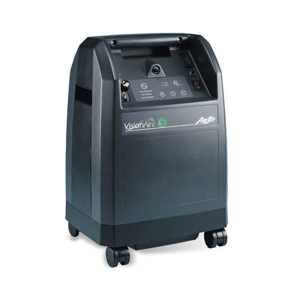 Concentrator oxygen medical