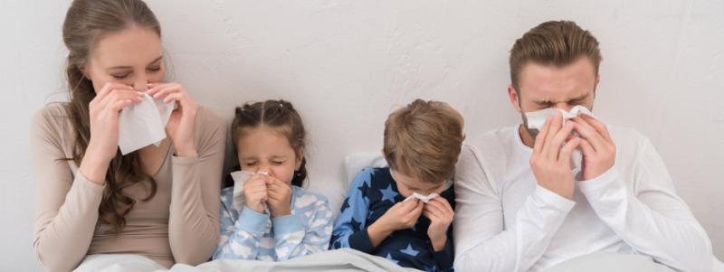 Gripa raceala protectie, preventie